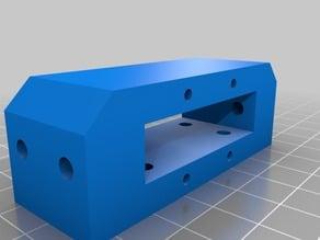 2m/70cm vertical dipole centerpiece