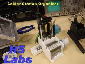 Solder Station Organizer