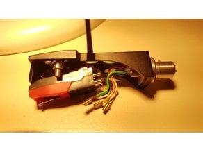 Chuo Denshi CZ800 cartridge clip for 1/2 inch