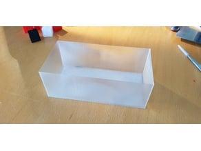 Simple BOX 75x75x55mm or 150x75x55mm