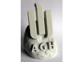 AGH UST Logo