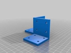 4-way angle bracket