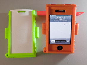 iPhone Tank Case - Gen 4 and 4s