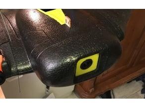 AR Wing runcam split mount