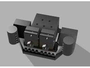 E3D Chimera Radial Fan Duct