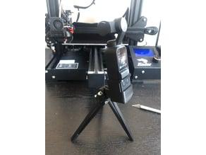 Gopro foldable tripod (camera)