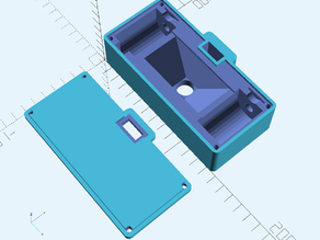 Parametric 35 mm Pinhole