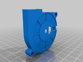Tubo fan casing