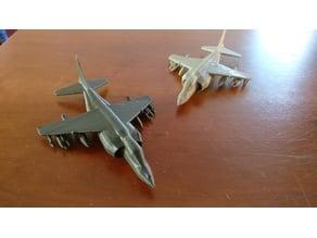 AV-8 Harrier (Really Printable)