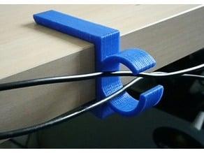 IKEA Linnmon Table Cable Tidy Clip