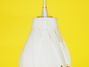Turbine Lamp Shade