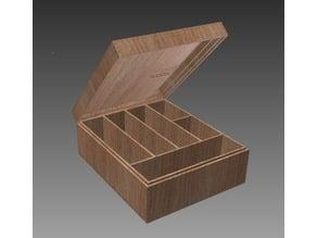 Small Dominion Storage Box