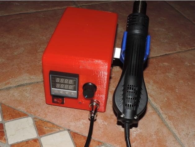 Heat Gun To Dry Acrylic Paint