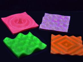 OpenSCAD 3D Surface Plotter
