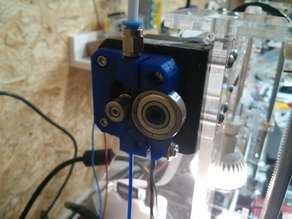 Sunhokey Prusa I3 Compact Bowden Extruder, direct drive 1.75mm