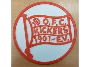 Logo OFC - Offenbacher Kickers 1901 e.V.