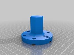 G27 original wheel adapter