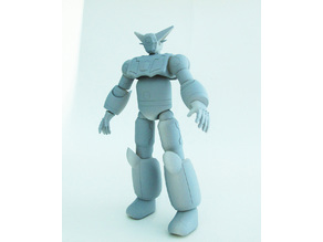 Getta Robot Model Kit
