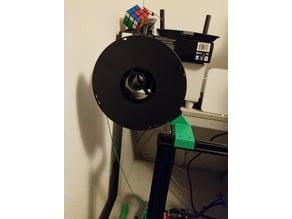 Ender 3 Front load filament holder bracket