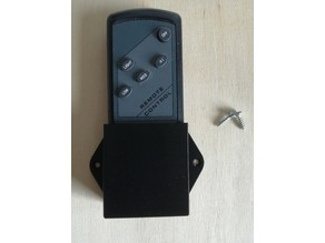 Ceiling Fan Remote Holder