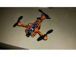 Y4 micro scisky 7mm motors multi rotor experimental