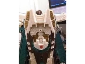 Transformers Galaxy Force/Cybertron Vector Prime sword