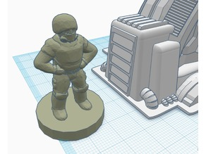 Star Wars Legion - Scale Model Dummy