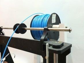 Filament guide for Graber i3