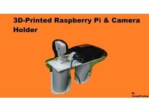 Raspberry Pi & Camera Holder