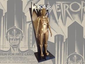 Metropolis Hel Robot Stage