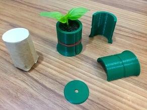 Seedling cup