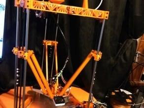 The Thingybot Thingystock V1 Delta Printer