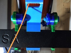 Filament Guide for Prusa I3 MK2