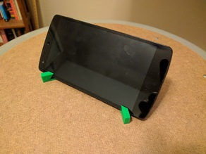 Folding Cell Phone Stand V2