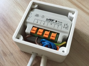 Case for Homematic Switch