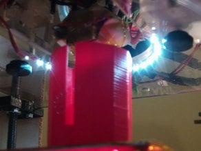 Flexible LED sticker