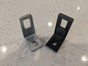 ninja 400 seat bracket clip