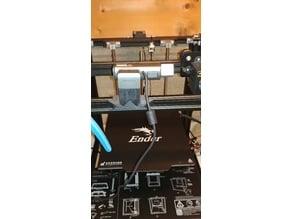 Ender 5 camera mount for MS LifeCam