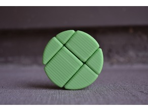 Shape-shifting 1x2x3 Puzzle - Fully 3d Printed