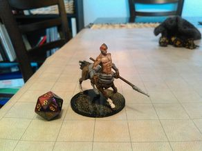 Centaur for tabletop gaming