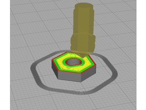 Hex Adapter RC for Axle