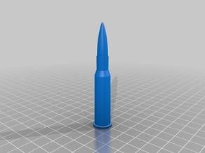 7,62x54R bullet