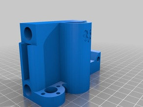 Smooth X-axis for LM10UU