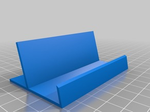 Business Card Holder - Wide and Deep
