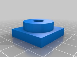 Big Zee Printrbot Lead Screw Isolator