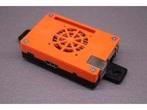 Orange PI PC Case for 30x30 Aluminum profile