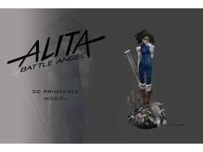 Gally - Battle Angel Alita
