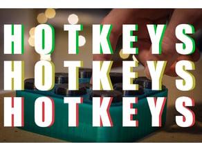Hotkey Keyboard