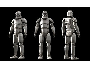 clone trooper phase 1
