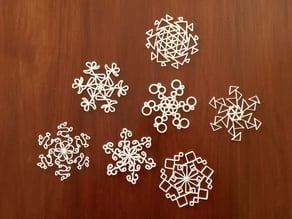 Tinkercad Snowflake Tutorial